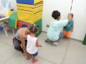 Crianças de até seis anos serão beneficiadas com ações de saúde na escola